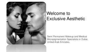 Semi Permanent Makeup Expert