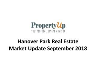Hanover Park Real Estate Market Update September 2018