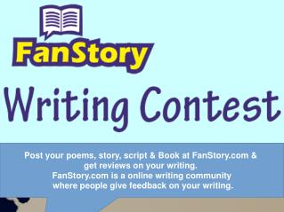 2018 Writing Contests