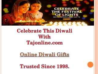 Celebrate The Festival Of Light