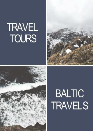 Baltic Tours & Travels Services Online - NorlendaTrip