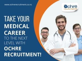 Ochre Recruitment - Trusted Agency for Medical Jobs in New Zealand