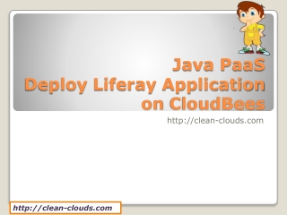 CloudBees - Liferay