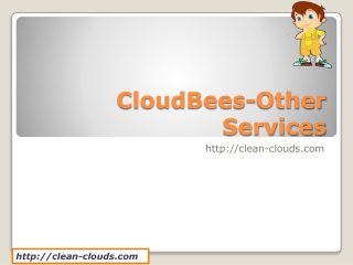 15.CloudBees - Other Services