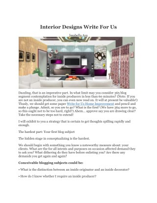 PPT - Top Interior Designers in Pune | Eppitomegroop PowerPoint