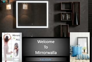 How to Decorate Home with Modern Mirrors - Mirrorwalla