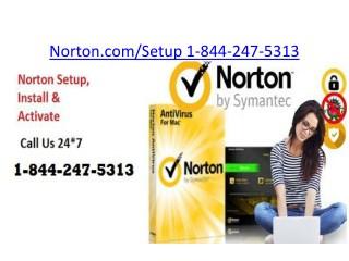 Norton.com/Setup | 1-844-371-9555 | support norton com