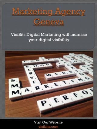 Marketing Agency Geneva   Call -- 41 22 575 39 51   visibits.com