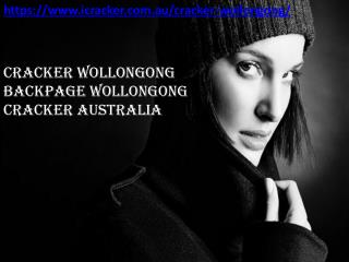 Cracker Wollongong | Backpage Wollongong | Cracker Australia