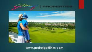 Godrej Golf Links