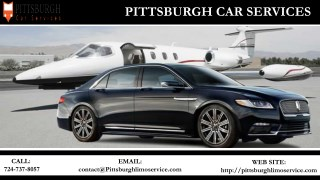 Caviar Weddings on Spam Budgets in Pittsburgh with Pittsburgh Limo Service
