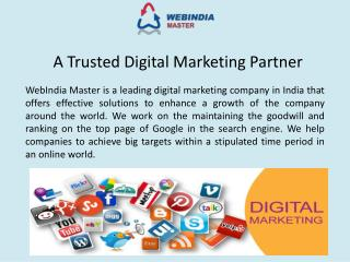 A Trusted gital Marketing Partner