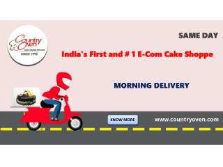 Cakes to India | Country Oven