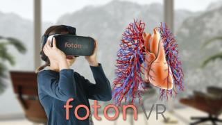 Virtual reality in school education by fotonvr