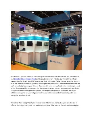 Pko Exhibition Stand Designers And Builders : Ppt contractors of display stands for exhibition in dubai