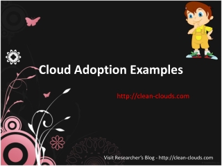 29.Cloud Adoption Example