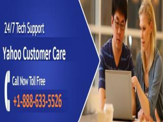 Yahoo Customer Care Phone Number 1888 633 5526