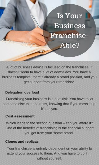 Ways to Know That Your Business Are Ready For Franchise