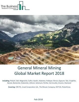 General Mineral Mining