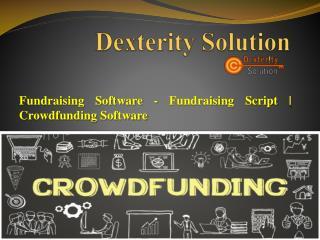 Fundraising Software - Fundraising Script