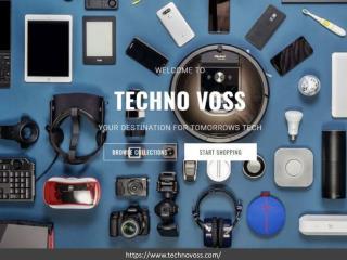 TechnoVoss Electronics Store