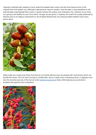 Nature's Electrical Power Fruit