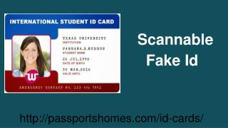 Are You Looking To Buy Scannable Fake Id Online? - Passports Homes