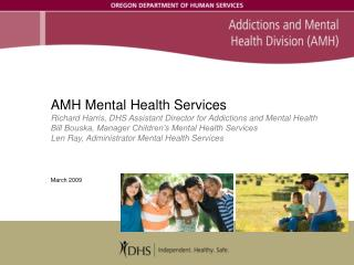 AMH Mental Health Services
