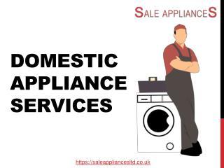 Domestic Appliance Services