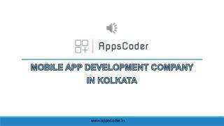 Mobile App Development Company in Kolkata - Apps Coder