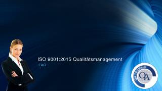 ISO Qualitatsmanagement