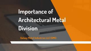 Column Cladding - Galaxy Metal Industries