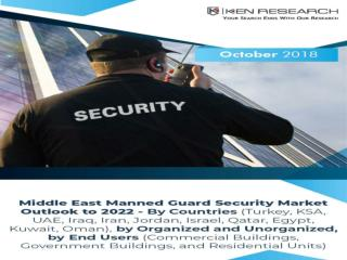 Securitas security Market Share Middle East, Major projects by G4S in Middle East - Ken Research