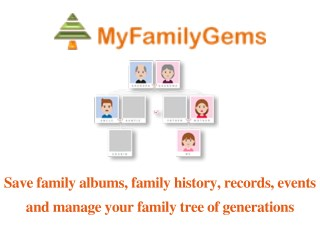 Create Your Own Family Tree Online