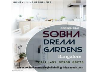 Sobha Dream Gardens Bellahalli -Investment Property