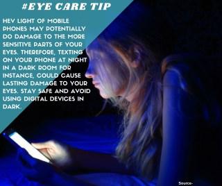 Take Eye Care Tip