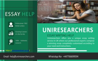 Uniresearchers- Essay Writing Help