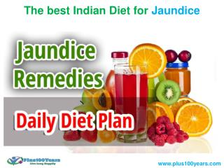 Diet chart for jaundice - Prevent jaundice with these foods