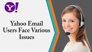 Yahoo Email Users Face Various Issues
