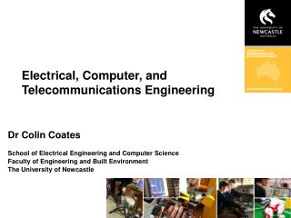 Electrical, Computer, and Telecommunications Engineering