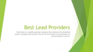Exclusive Real Estate Leads