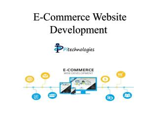 E-Commerce Wesite Development