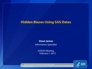 Hidden Biases Using SAS Dates
