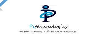 pitechnologies web development company