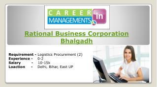 Job In Kundli, Job In Sonipat, Fresher Jobs in Sonipat| HR Jobs in Sonipat | Career Managementns
