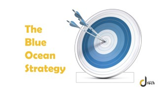 Blue Ocean Strategy - Dtech Systems