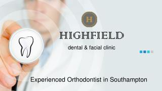 Orthodontist Southampton