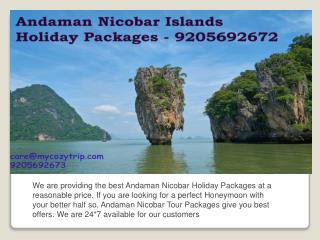 Andaman Nicobar Holiday Packages