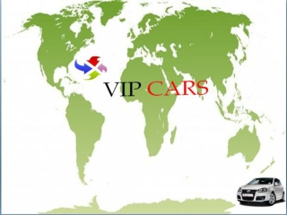 VIP Cars - Affordable & Cheap Car Rentals Worldwide