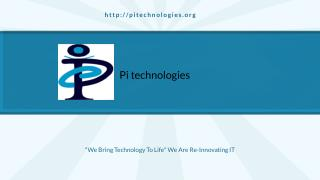 Pi technologies IT company